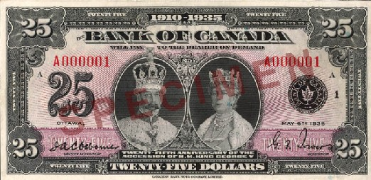 1935_Series_Bank_of_Canada_$25_commemorative_banknote,_obverse.jpg